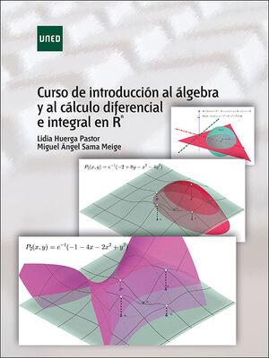 CURSO DE INTRODUCCIÓN AL ÁLGEBRA Y AL CÁLCULO DIFERENCIAL E INTEGRAL EN R