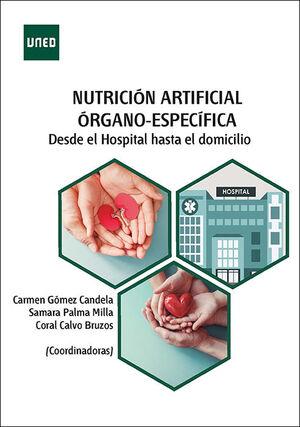 NUTRICIÓN ARTIFICIAL ÓRGANO-ESPECÍFICA