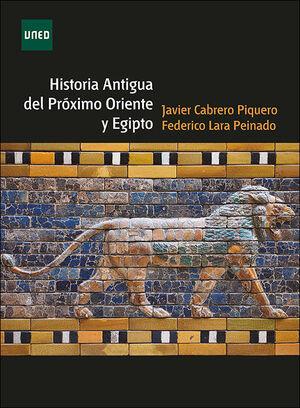 HISTORIA ANTIGUA DEL PRÓXIMO ORIENTE Y EGIPTO