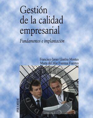 GESTIÓN DE LA CALIDAD EMPRESARIAL