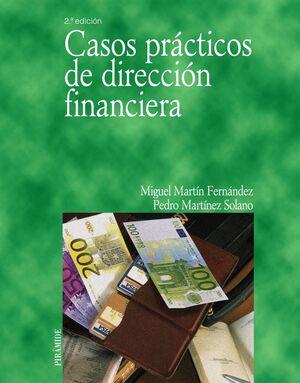 CASOS PRÁCTICOS DE DIRECCIÓN FINANCIERA