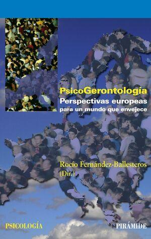 PSICOGERONTOLOGÍA
