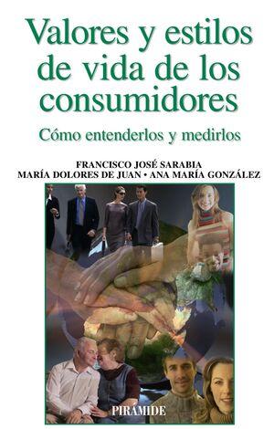 VALORES Y ESTILOS DE VIDA DE LOS CONSUMIDORES