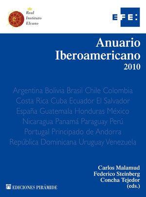 ANUARIO IBEROAMERICANO 2010