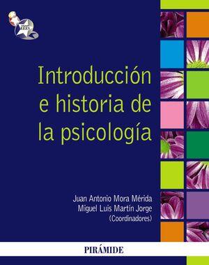 INTRODUCCIÓN E HISTORIA DE LA PSICOLOGÍA