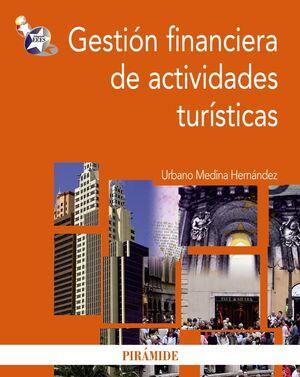 GESTIÓN FINANCIERA DE ACTIVIDADES TURSTICAS