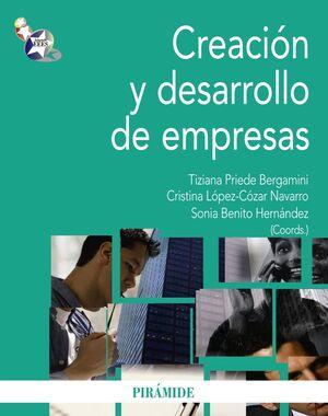 CREACIÓN Y DESARROLLO DE EMPRESAS