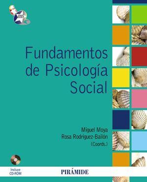 FUNDAMENTOS DE PSICOLOGA SOCIAL