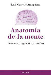 ANATOMA DE LA MENTE EMOCIÓN, COGNICIÓN Y CEREBRO
