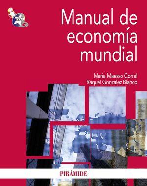 MANUAL DE ECONOMÍA MUNDIAL