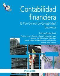 CONTABILIDAD FINANCIERA EL PLAN GENERAL DE CONTABILIDAD. SUPUESTOS
