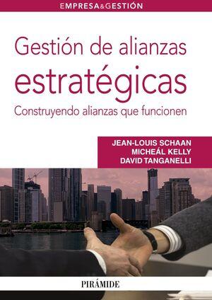 GESTIÓN DE ALIANZAS ESTRATÉGICAS