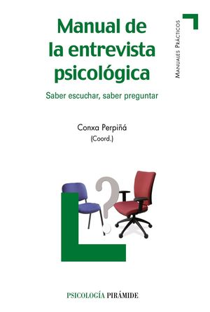 MANUAL DE LA ENTREVISTA PSICOLÓGICA