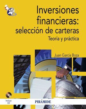 INVERSIONES FINANCIERAS: SELECCIÓN DE CARTERAS