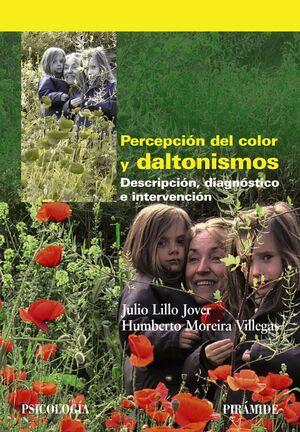 PERCEPCIÓN DEL COLOR Y DALTONISMOS
