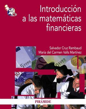 PACK-INTRODUCCIÓN A LAS MATEMÁTICAS FINANCIERAS