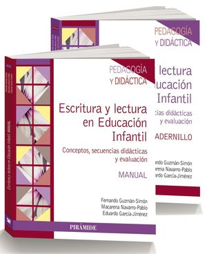 PACK-ESCRITURA Y LECTURA EN EDUCACIÓN INFANTIL