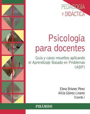 PSICOLOGÍA PARA DOCENTES