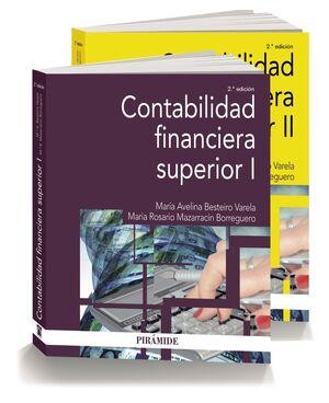 PACK-CONTABILIDAD FINANCIERA SUPERIOR
