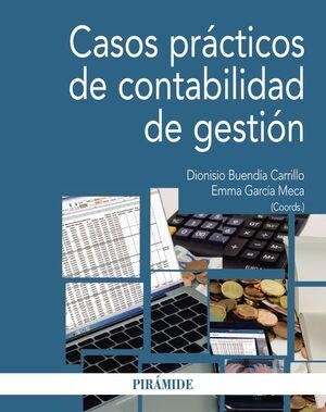 CASOS PRÁCTICOS DE CONTABILIDAD DE GESTIÓN