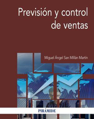 PREVISIÓN Y CONTROL DE VENTAS