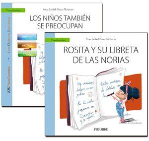 GUÍA: LOS NIÑOS TAMBIÉN SE PREOCUPAN + CUENTO: ROSITA Y SU LIBRETA DE LAS NORIAS