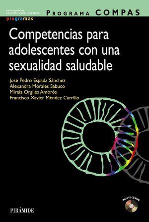 COMPETENCIAS PARA ADOLESCENTES CON UNA SEXUALIDAD SALUDABLE