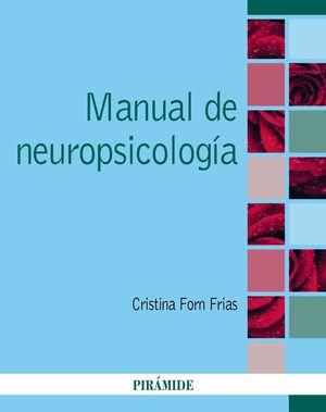 MANUAL DE NEUROPSICOLOGÍA