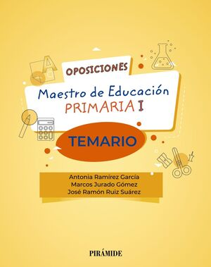 OPOSICIONES. MAESTRO DE EDUCACIÓN PRIMARIA I