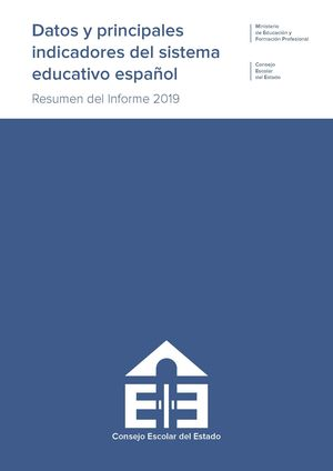 DATOS Y PRINCIPALES INDICADORES DEL SISTEMA EDUCATIVO ESPAÑOL