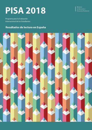 PISA 2018. RESULTADOS DE LECTURA EN ESPAÑA