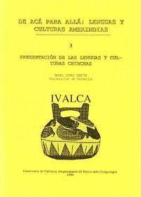 PRESENTACIÓN DE LAS LENGUAS Y CULTURAS CHIBCHAS