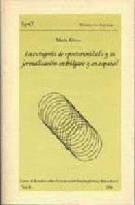 LA CATEGORÍA DE «POSTERIORIDAD» Y SU FORMALIZACIÓN EN BÚLGARO Y EN ESPAÑOL