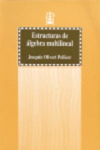 ESTRUCTURAS DE ÁLGEBRA MULTILINEAL