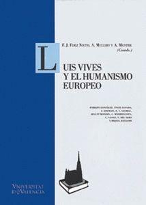LUIS VIVES Y EL HUMANISMO EUROPEO