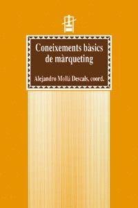 CONEIXEMENTS BÀSICS DE MÀRQUETING