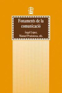 FONAMENTS DE LA COMUNICACIÓ