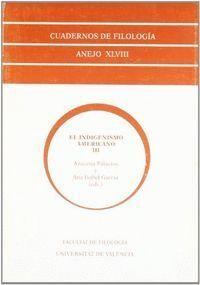 EL INDIGENISMO AMERICANO (III)
