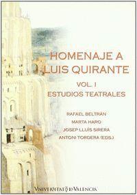 HOMENAJE A LUIS QUIRANTE (2 VOLS.)