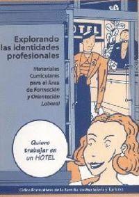 EXPLORANDO LAS IDENTIDADES PROFESIONALES