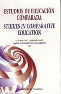 ESTUDIOS DE EDUCACIÓN COMPARADA / STUDIES IN COMPARATIVE EDUCATION