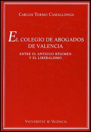 EL COLEGIO DE ABOGADOS DE VALENCIA