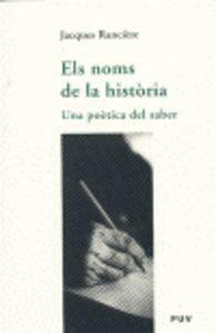 ELS NOMS DE LA HISTÒRIA