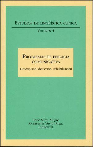 PROBLEMAS DE EFICACIA COMUNICATIVA