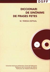 DICCIONARI DE SINÒNIMS DE FRASES FETES