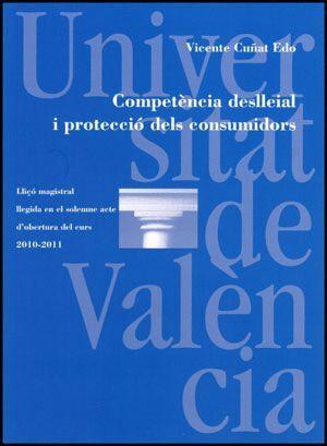 COMPETÈNCIA DESLLEIAL I PROTECCIÓ DELS CONSUMIDORS