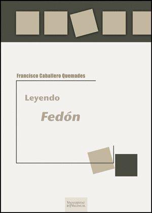 LEYENDO FEDÓN