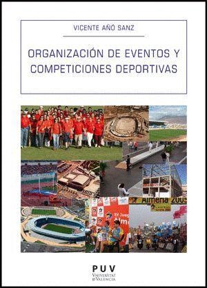 ORGANIZACIÓN DE EVENTOS Y COMPETICIONES DEPORTIVAS