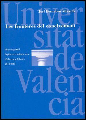 LES FRONTERES DEL CONEIXEMENT