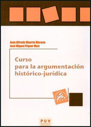 CURSO PARA LA ARGUMENTACIÓN HISTÓRICO-JURÍDICA